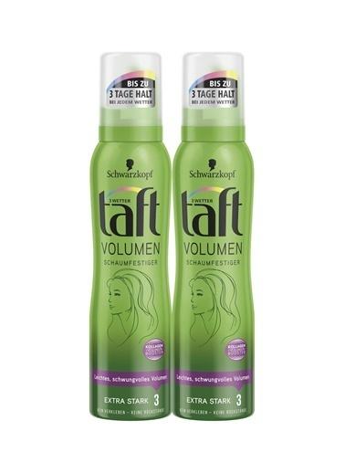 TAFT Taft Volumen  Köpük 150Ml X 2 Paket Renksiz